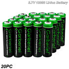 High Capacity 18650 3.7V Li-ion Rechargeable Battery For led Torch Flashlight US