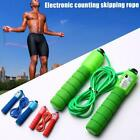 Jump Ropes with Counter Sports Fitness Adjustable Fast Speed Counting Jump Skip  image