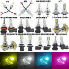 LED Headlights Bulbs Kit High Beam/Low Beam/Fog Lights 35W 4000LM Best Ever $14.99 USD on eBay