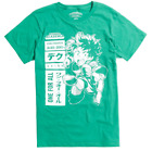 ANIME My Hero Academia IZUKU ONE FOR ALL T-Shirt NEW Authentic & Official
