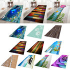 Внешний вид - Living Room Area Rug Runner Kitchen Bedroom Anti-Skid Floor Mat Carpet 3D