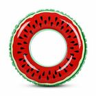 Watermelon Inflatable Adult Children Swimming Ring Inflatable Pool Float Circle
