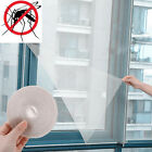 White Home Window Screen Mesh Net Insect Fly Bug Mosquito Moth Door Netting  image