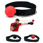 Boxing Exercise Fight Ball With Head Band For Reflex Speed Training Boxers Top