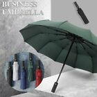 8 Row Automatic Opening and Closing Travel Umbrella Compact Folding Windproof