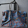 More images of Vintage 1990s Gitano Paisley Carryon Overnight Bag - Great Condition