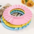 Children Baby Bath Shower Wash Shampoo Head Hair Waterproof Hat Cap Eye Protect