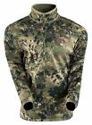 Sitka Gear Traverse Zip-T - Optifade GROUND FOREST - 25% OffBase Layers - 177867