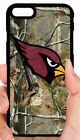 ARIZONA CARDINALS CAMO PHONE CASE FOR iPHONE XS MAX XR X 8 7 6S 6 PLUS 5 5S 5C 4 $14.88 USD on eBay