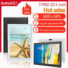 "10.1"" IPS Display Tablet Android 8.1 1+16G 4-Core Dual SIM &Camera 3G Wifi PC SS"
