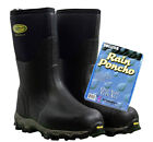 BOB Poncho+Grub Waterproof Boots Snowline Closeout <br/> AUTHENTIC BUT EXTREMELY LIMITED SUPPLY - BEST PRICE