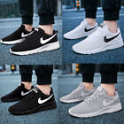 Mens Womens Pumps Trainers Fitness Mesh Sports Running Gym Casual Sneakers Shoes