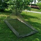 Внешний вид - Camping Hammock Insect Mosquito Net Mesh Tent Sleeping Canopy for Single Person