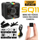 SQ11 Mini SPY Camera Camcorder Hidden Motion Cam DV DVR 1080P HD Night Vision $8.5 USD on eBay