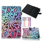 """For Amazon Kindle Fire HD 8"""" 2018 / HD 10 2017 Magnetic Flip Leather Case Cover"""