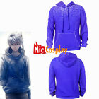 Jack Frost Cosplay Costume Men Halloween Outfit