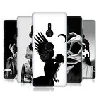 OFFICIAL LOUIJOVERART BLACK AND WHITE BACK CASE FOR SONY PHONES 1 for sale  Altamonte Springs