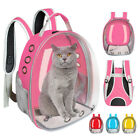 Breathable Travel Pet Dog Carrier Bag Space Cat Backpack Astronaut Capsule Bag