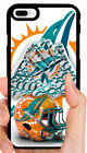MIAMI DOLPHINS NFL PHONE CASE FOR iPHONE XS MAX XR X 8 7 PLUS 6S 6 PLUS 5S 5C 4S $19.99 USD on eBay