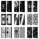 OFFICIAL NBA BROOKLYN NETS LEATHER BOOK WALLET CASE FOR HUAWEI PHONES on eBay