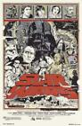 STAR WARS EPISODE FOUR COMIC BOOK STYLE MOVIE Art Silk Poster 12x18 24x36 $4.23 USD on eBay