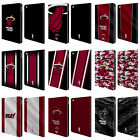 OFFICIAL NBA MIAMI HEAT LEATHER BOOK WALLET CASE FOR APPLE iPAD on eBay