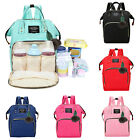 Mommy Maternity Travel Backpacks Big Baby Nursing Diaper Bags Rucksack Handbags