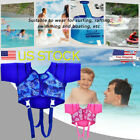 Floating Vest Safety Baby Kids Life Jacket Swimming Fishing Surfing Rafting Boat