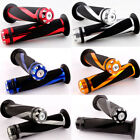 "MOTORCYCLE 7/8"" HAND GRIPS HANDLE BAR GEL FOR KAWASAKI NINJA 500 1000 250R 500R $10.61 USD on eBay"