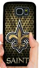NEW ORLEANS SAINTS PHONE CASE FOR SAMSUNG GALAXY & NOTE S5 S6 S7 EDGE S8 S9 S10E $14.88 USD on eBay