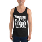 Premium Workout Running Cycling Football Basketball Unisex Tank Top