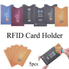 Kyпить Credit Cards RFID Blocker Blocking Sleeve Protect Case Cover Card Holder на еВаy.соm