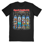 Iron Maiden Legacy of the Beast World Tour 2019 Hanes Cotton T-shirt