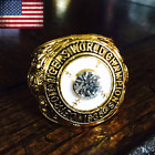 1935 Detroit Tigers Championship Ring World Series Champions Size 11 - Very Rare on Ebay