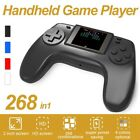 268 Games Handheld Video Game Console Retro Games Built-in Toy Game UK SELLER