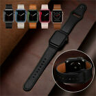 Genuine Leather iWatch Series 5 4 3 2 Strap for Apple Watch Band 40/44mm 38/42mm image
