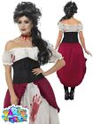 Adult Jack The Ripper Slasher Victim Fancy Dress Victorian Halloween Costume