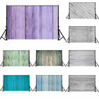 3x5FT/5x7FT Vintage Floor Brown Plank Photography Background Photo Backdrop Hot