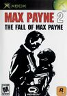 MAX PAYNE 2 THE FALL OF MAX PAYNE for Original Microsoft Xbox System