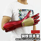 The Avengers Iron Man Stark Gauntlet 1:1 Glove Cosplay LED Light Hand with Laser