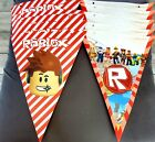 Kyпить 8FT BANNER ROBLOX FOIL LATEX Party Supplies BALLOON DECORATION CAKE CUPCAKE BOX  на еВаy.соm
