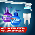 Intensive Stain Removal Whitening Toothpaste Fight Bleeding Gums Toothpaste Oral