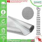 Diamond Diffusion Foil Reflective Mylar Sheeting - 1 ~ 100m High Quality Strong