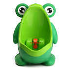 Boys Frog Toilet Potty Training Urinal Cute Funny Aiming Target Pee Trainer US