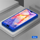 360° Full Cover Case + Tempered Glass For Huawei P30 P20 P10 P9 Lite Mate 20 Pro