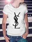 New 43YSL1 Casual T-Shirt Women's Clothing Casual Gift Tee S-XL