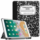 """For Apple iPad Pro 11""""/10.5"""" Case SlimShell Stand Cover with Apple Pencil Holder"""