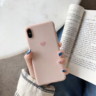 For Xiaomi Redmi Note 8 7 6 6A 5 Slim Soft Silicone TPU Frosted Back Case Cover
