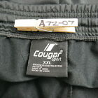 New Cougar Athletic Running Jogger Pants Mens Sz XXL 2XL Workout Gym Black