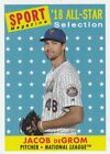 2019 TOPPS ARCHIVES 1958 SPORTS MAGAZINE A/S SP  U-PICK COMPLETE YOUR SET